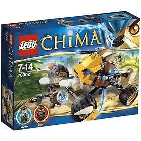 Legends Truck 70002 De Lego Monster Of Le Lennox Chima PXNn0wO8Zk