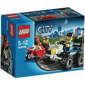 LEGO City 60006 Polisfyrhjuling