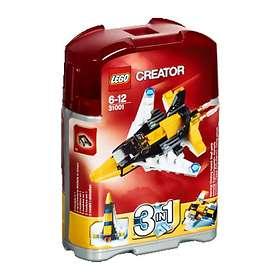LEGO Creator 31001 Miniflygplan