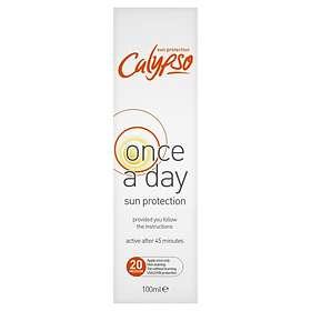 Calypso Once A Day Sun Protection SPF20 100ml