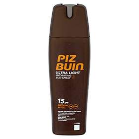 Piz Buin In Sun Ultra Light Sun Spray SPF15 200ml