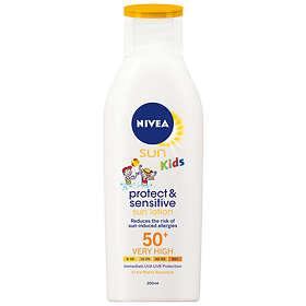 Nivea Sun Kids Protect & Sensitive Lotion SPF50+ 200ml