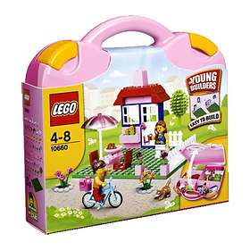 Jämför priser på LEGO Bricks   More 10660 Rosa Väska LEGO - Hitta ... dc441390bc0fe