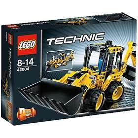 LEGO Technic 42004 Le tractopelle