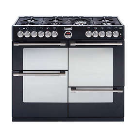 Stoves Sterling 1000DFT (Stainless Steel)