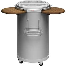 Cylinda Party Cooler (Aluminium/Silver)