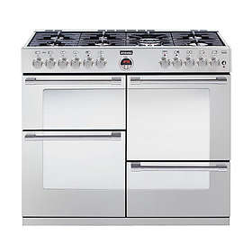 Stoves Sterling 1100DFT (Stainless Steel)