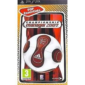 Championship Manager 2007 (PSP)