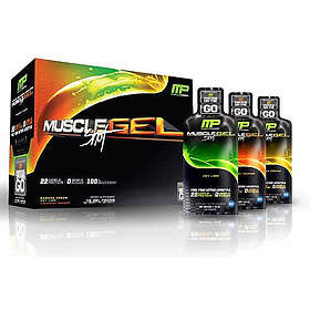 Musclepharm Muscle Shot Gel 46g 12pcs