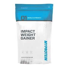 Myprotein Impact Weight Gainer 2.5kg