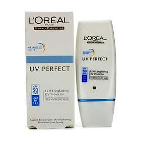 L'Oreal UV Perfect 12h Longlasting UV Protector SPF50 30ml