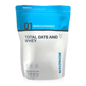 Myprotein Total Oats and Whey 2.5kg