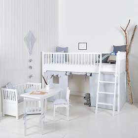 Oliver Furniture Seaside Loftsäng Låg 97x207cm