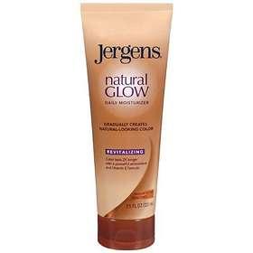 Jergens Natural Glow Revitalizing Medium To Tan 221ml