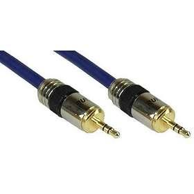 InLine Premium 3.5mm - 3.5mm 0,5m
