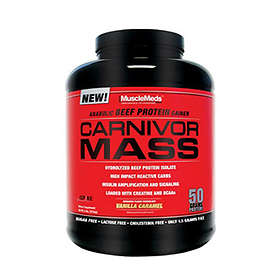 Musclemeds Carnivor Mass 2,5kg