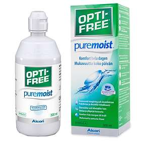 Alcon Opti-Free PureMoist Solution 300ml