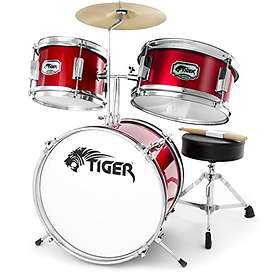 Tiger Music 3 Piece Junior