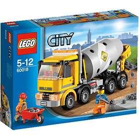 LEGO City 60018 Cement Mixer
