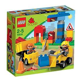 LEGO Duplo 10518 Mon premier chantier