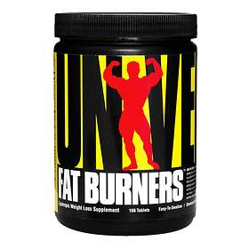 Universal Nutrition Fat Burners 100 Kapslar