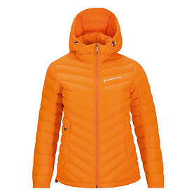 Peak Performance Frost Down Hooded Jacket (Dam)