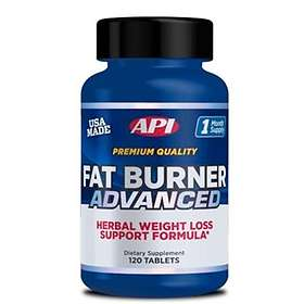 API Fat Burner Advanced 120 Kapslar