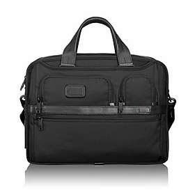 Tumi Alpha 2 Expandable Organizer Laptop Brief 15""