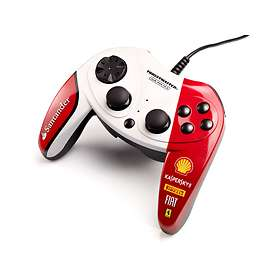 Thrustmaster F1 Dual Analog Gamepad Ferrari 150th Italia Exclusive Edition (PC)