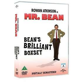 Mr Bean Live 1-4 Box