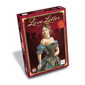 Alderac Entertainment Group Tempest: Love Letter