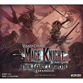 WizKids Mage Knight Board Game: The Lost Legion (exp.)