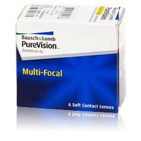 Bausch & Lomb PureVision Multi-Focal (6-pakning)