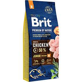 Brit Premium Junior Medium 1kg