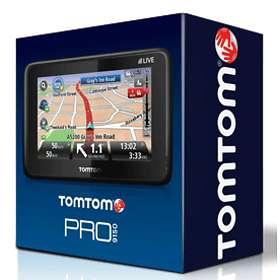 TomTom PRO 9150 (Europe)