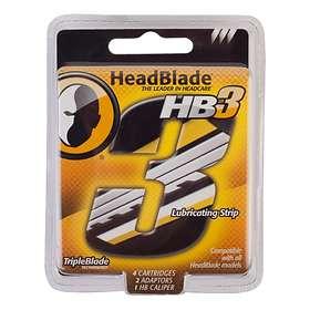 HeadBlade HB3 4-pack