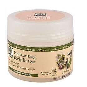 Bioselect Organic Moisturising Body Butter 200ml