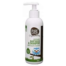 Pure Beginnings Baby Wash & Shampoo 200ml