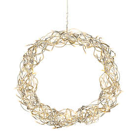 Star Trading Curly Wreath (H300)