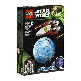 LEGO Star Wars 75006 Jedi Starfighter & Planet Kamino