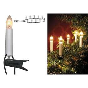 Star Trading Single Wire Indoor Christmas Tree Light 16L (7,5m)