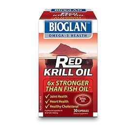 Bioglan Red Krill Oil 500mg 30 Kapslar