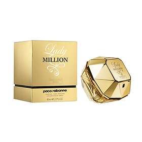 Paco Rabanne Lady Million Absolutely Gold Pure Perfume 80ml