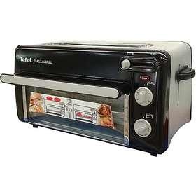 Tefal Toast'N Grill TL6008 (Sort)