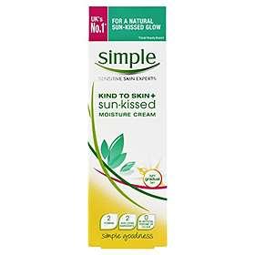 Simple Kind To Skin Sun-Kissed Moisture Cream 50ml