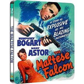 The Maltese Falcon - SteelBook (UK)