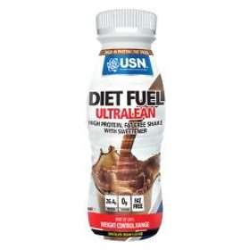 USN Diet Fuel 330ml 8-pack