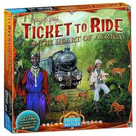 Days of Wonder Ticket to Ride: The Heart of Africa (exp.)