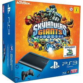 Sony PlayStation 3 Slim 12Go (+ Skylanders Giants Starter Pack)