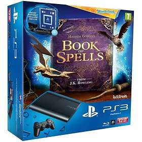 Sony PlayStation 3 Slim 12Go (+ Wonderbook and Book of Spells)